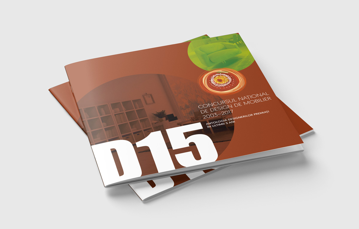 Design grafic catalog